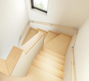 手すり階段