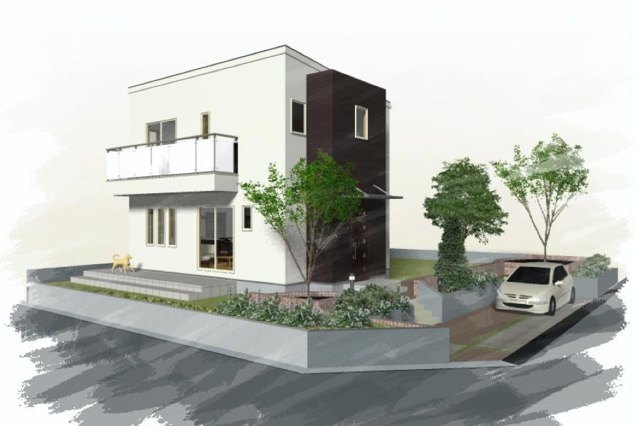 ONE'S CUBOのプラン詳細 | 25坪の都市型の家 | 株式会社Home plus(ホームプラス)
